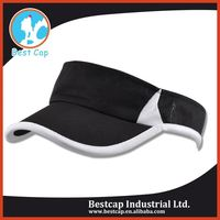 Customized color different types summer sun visor