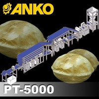 Anko Factory Small Moulding Forming Processor Pita Bread Line