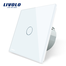 Livolo Electric Panel Switch EU standard Dry Contact Direct Current Touch Wall Light Switch 24V
