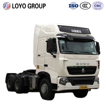 HOWO T7H 6*4 Tractor Truck With MAN Engine