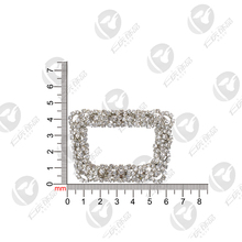 2018 Manufacturer Fashion Square crystal stones for clothing