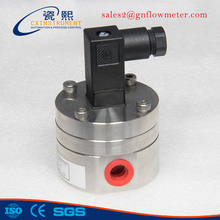 Stainless Steel 316L Material And High Accuracy Water Pump Flow Sensor