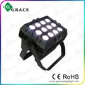 Outdoor IP65 led battery power wireless dmx par light