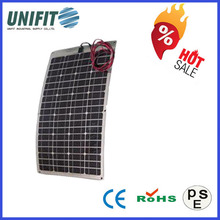 High Efficiency Thin Film Flexible Roofing Solar Panel & Poly Solar Module 250w