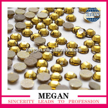 High Quality hot fix rhinestones for garment