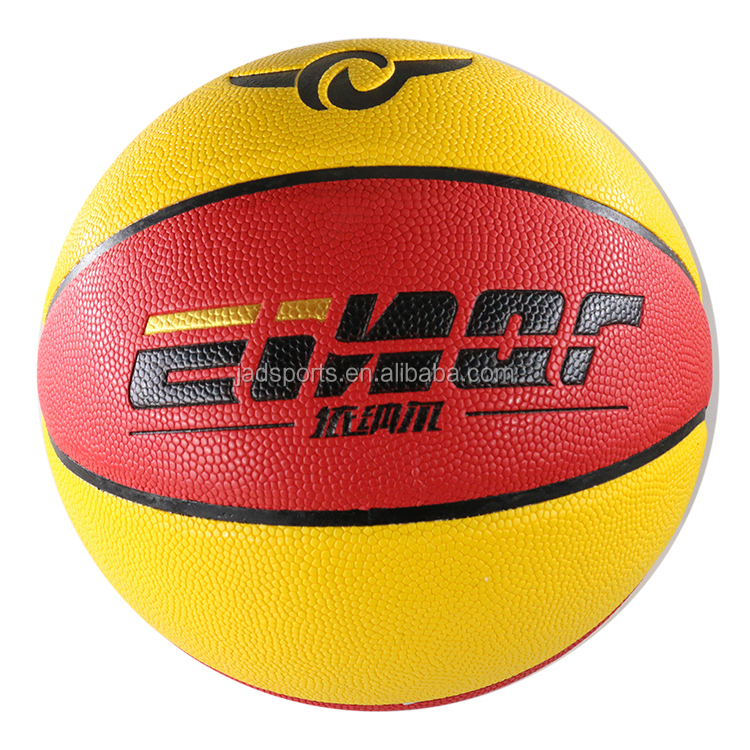 pvc rubber or butyl bladder soft touch carnival toys game basketball for sale