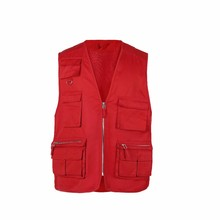 stylish cheap made in china clothes spring fly fishing vest