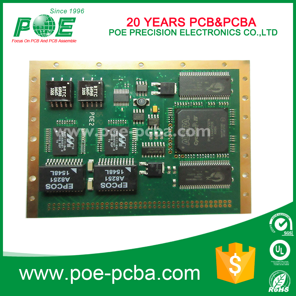 Electrical circuit board FR4 multilayer PCB assembly PCBA