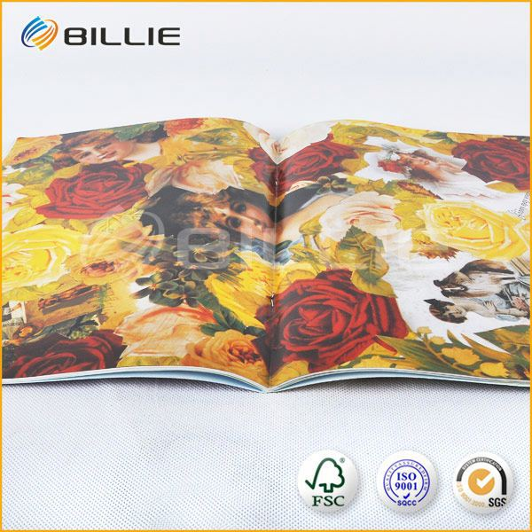 100% Quality Assurance thick hardcover book