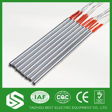 Industrial high density cartridge heater/micro cartridge heater/customized electric heating element