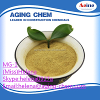 Accelerating Admixture(MG-1)/sodium lignosulfonate/ hign pure Fertilizer Organic/Textile Bonding Agents