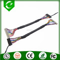 Custom produce DF14 to DP 2.0 lvds elevator cable