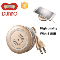 cell phone accessories universal wireless charger for mobile smartphone chargers plates wholesale
