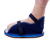 Blue Open Toe Canvas Fractures Medical Orthopedic Plaster Cast Shoes