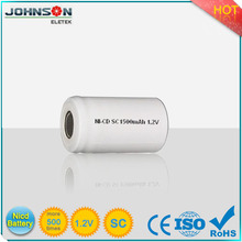NiCd nicd d Rechargeable nicd cylindrical rechargeable battery