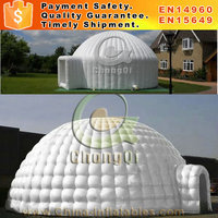 Large inflatable lawn tent dome tent for sale inflatable dome tent