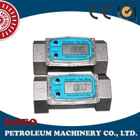 1.5 inch Big Flowrate Digital Diesel Flow Meter