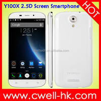 DOOGEE NOVA Y100X 5.0 Inch 2.5D Corning Gorilla Glass Touch Screen China Brand Original Mobile Phones Smartphone