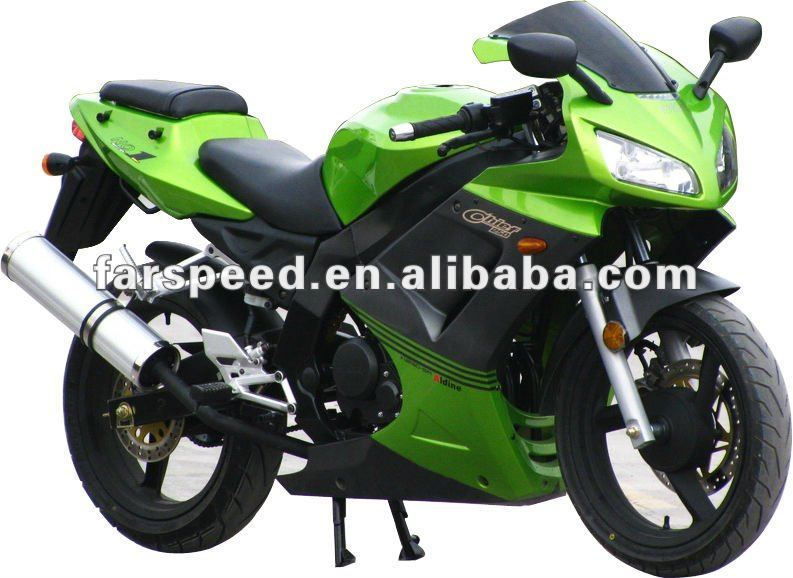 New 250cc racing motorbikes