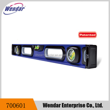 Heavy Duty Aluminum I-BEAM Measuring Spirit Level
