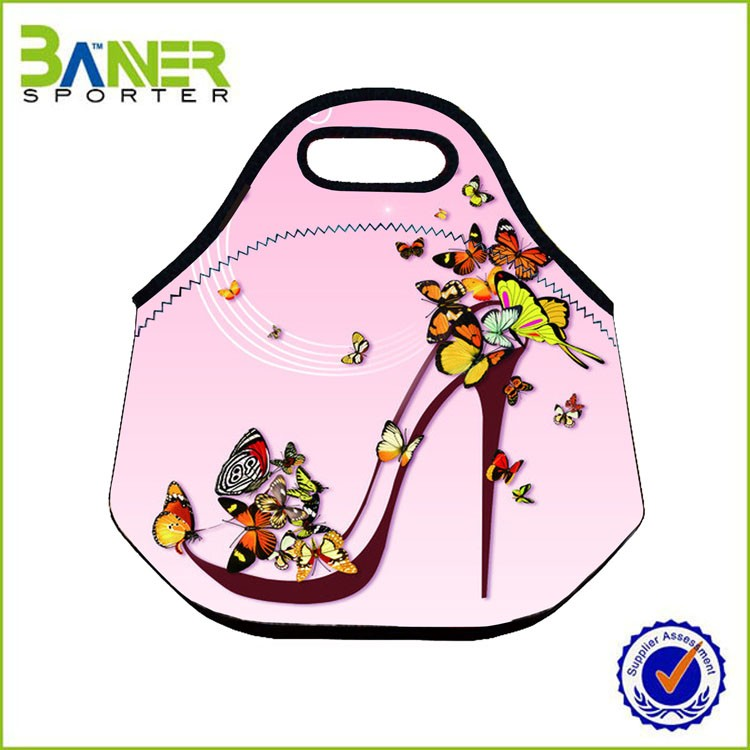 2016 New Designs New fashion lovely new custom insulated cooler bag lunch bag