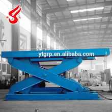 Scissors Hydraulic motorcycle Platform Truck Lift Table