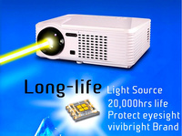 2500 lumen cheap wifi mini home theater projector 2015