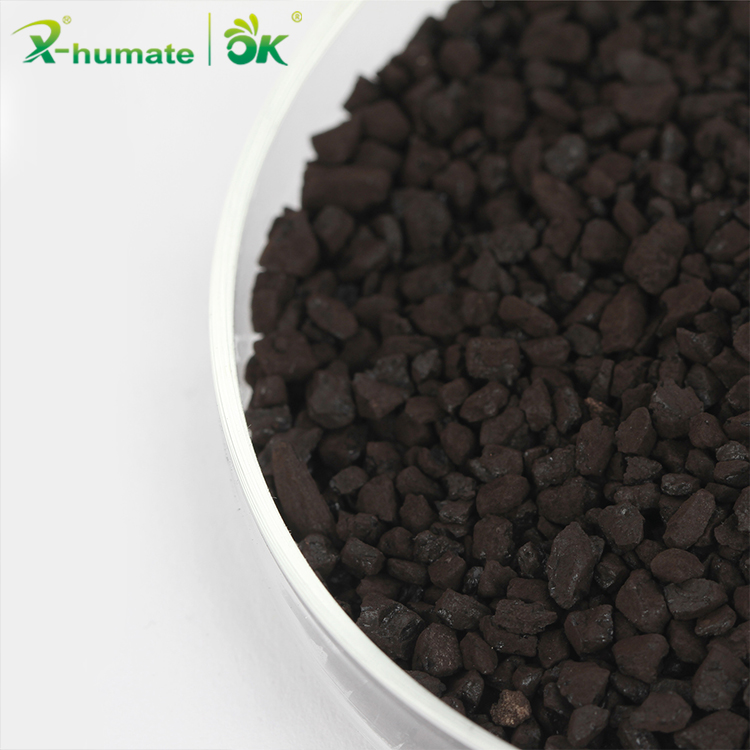 X-HUMATE 85% Fertilizer Sodium Humate Sodium Humate Supplier In China Super Grade