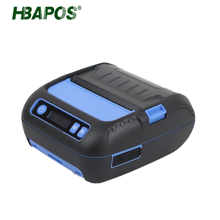 80 mm Android Pos Mobile/Thermal Receipt Bluetooth Printer/Android Pos Mobile Printer HBA-P80L