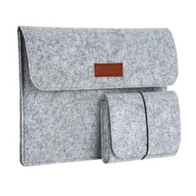 Amazon Customized Wool Felt Laptop Sleeve