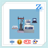Asphalt mixture triaxial stress relaxation creep testing machines,creep test