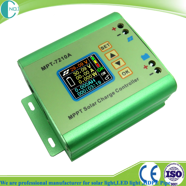 MPPT 60A Solar Charger Controller for street light system