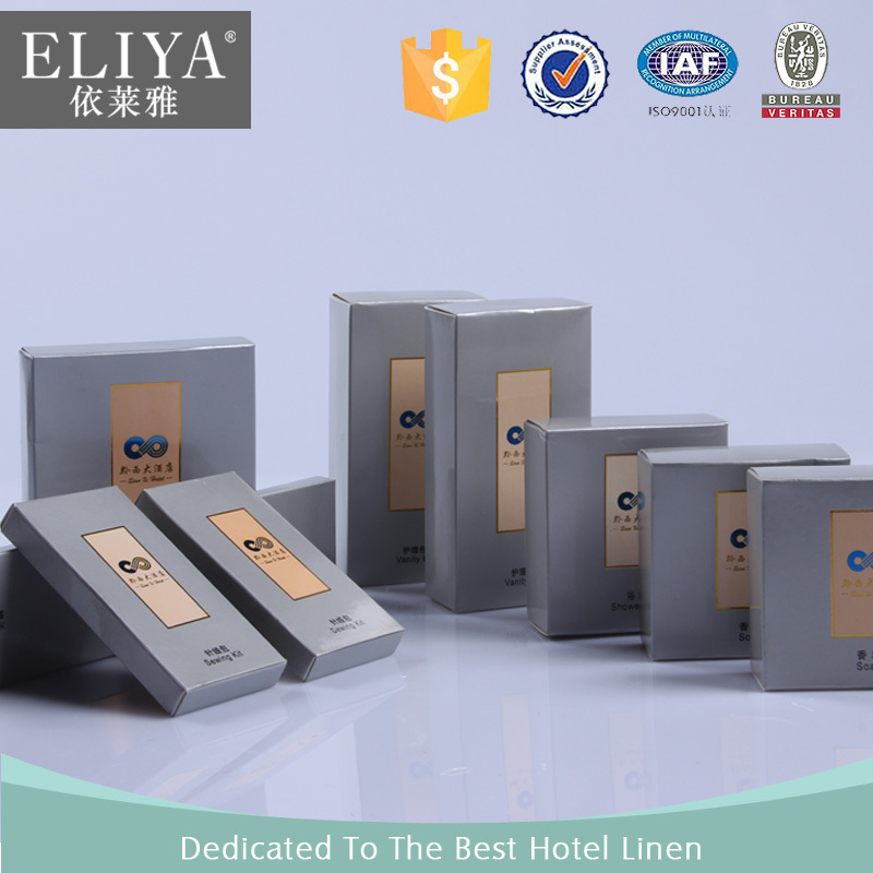 ELIYA supply eco-friendly disposable hotel size toiletries