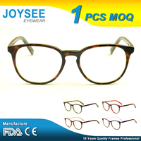 Unique 2016 Joysee New Mode Custom Logo Best Fashion Trend Man And Woman Unisex Acetate Optical Eye Glasses Frames From China