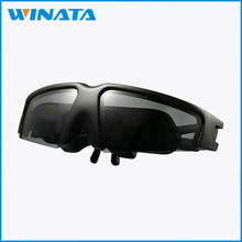 High quality 52 Inch Augmented Reality Glasses Virtual Reality Games Video Glasses