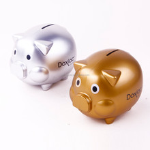 cheap kids plastic piggy bank for sale