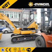 mini crawler excavator size 3.5 ton for sale