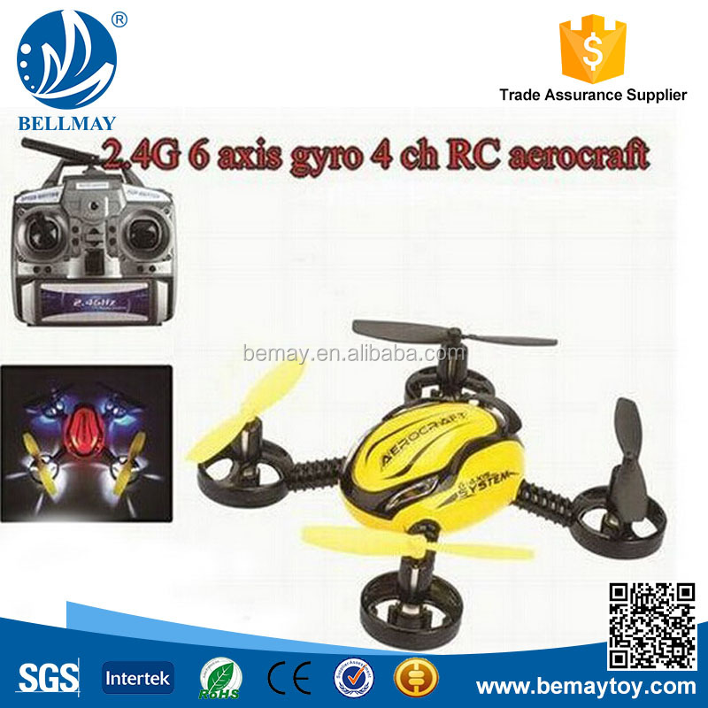 Mini remote control helicopter 6-axis fly copter futaba 2.4ghz radio control for kids toys