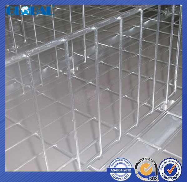 wire mesh products-Divider for storage racking system