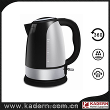Auto shut off switching big capacity best price rated water cordless electric plastic kettle