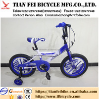 New product Specification (2017 Hot-selling Export type steel frame bicycle children(FP-BMX17003)
