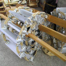 Marine Aluminum Pilot Rope Embarkation Ladder