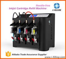 Whole set optimizing automatic ink refill system from china factory