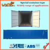 Special container type and CSC certified 45' HC dry cargo container