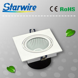 TOP SELLING!! Professional Adjustable LED COB dimmable led downlight malaysia