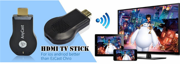 2015 más reciente WiFi micracast dongle anycast M2 DLNA miracast dongle wifi