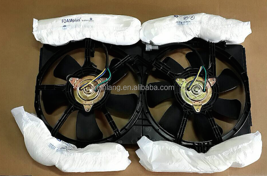 A/C Fan Available for FD LIATA, MAZDA PROTEGE 323 MT 95'~98' OEM# Z501-15-035