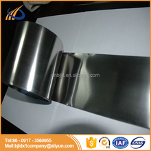 99.96% pure Titanium foil for industry