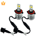 Hot selling 12V voltage A336 H13 COB car LED lamp type lighting headlight for car