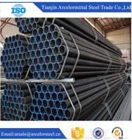 Trade Assurance ISO Certificate API 5L /API5CT Carbon Seamless Steel Pipe for Gas Pipe New Premium